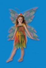 Amber Woodland Fairy 4 6